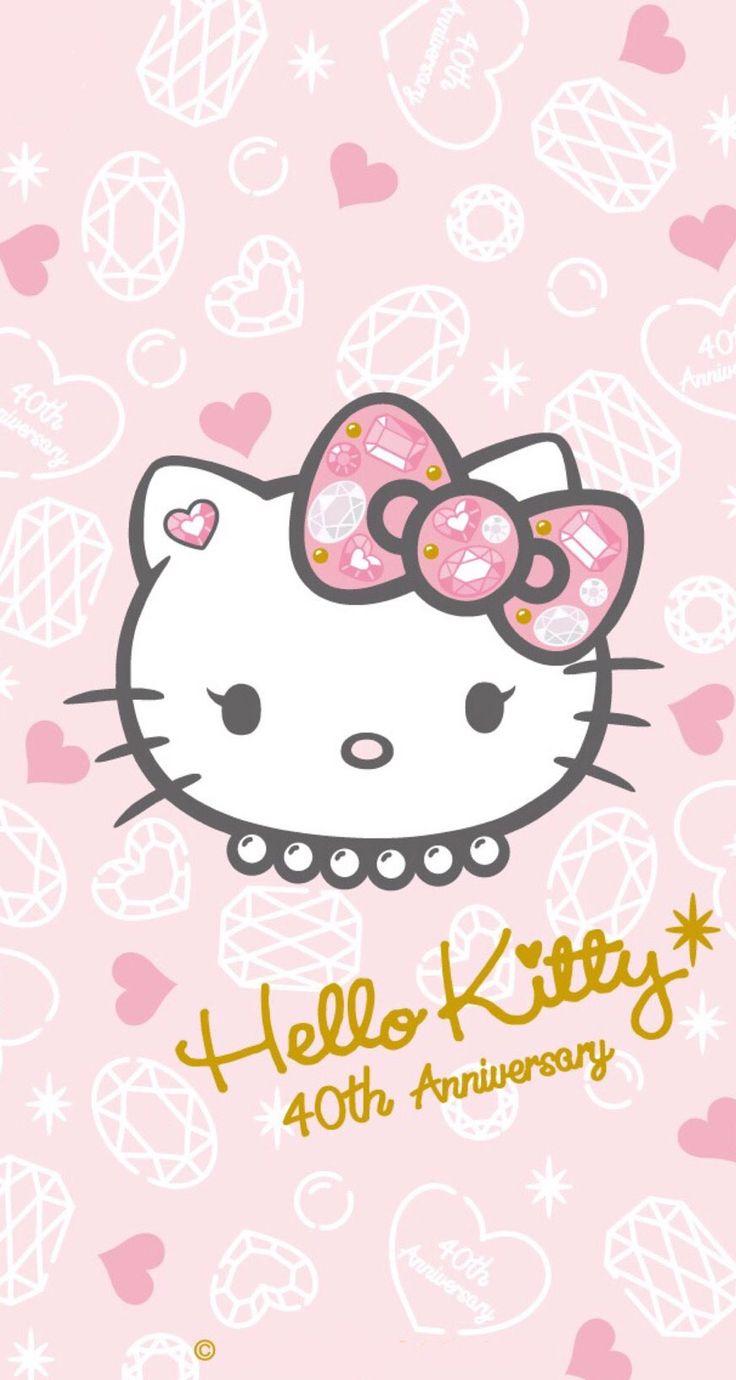 Best Wallpaper Hello Kitty Huawei - 6d3d6de7f5d636b9a8f0d8fa8daf8d94--kitty-wallpaper-sanrio-wallpaper  HD_63692.jpg