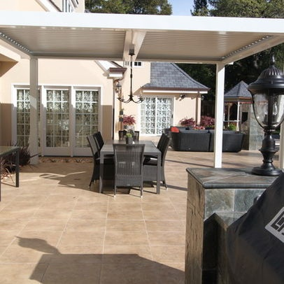 free standing patio covers design ideas pictures remodel and decor - Free Standing Patio Cover Designs