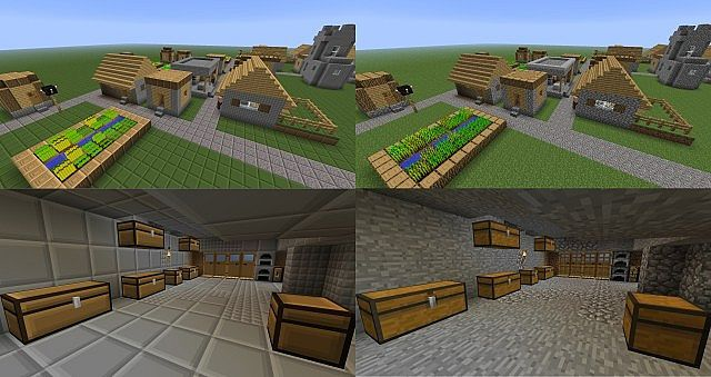 BoxCraft Reloaded Resource Pack 1.7.4 - http://www.minecraftjunky.com/boxcraft-reloaded-resource-pack-1-7-4/