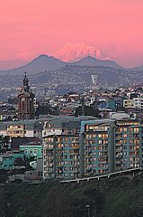 Panoramio - Photo of Monte Aconcagua desde Valparaiso