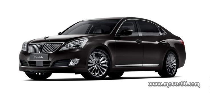 Hyundai Equus - Motor 66  Hyundai Motor Company ha lanzado oficialmente el restyling del Equus en el mercado coreano. Para destacar en el segmento de lujo, Hyundai renueva el estilo y las características de este sedán insignia de la marca oriental.