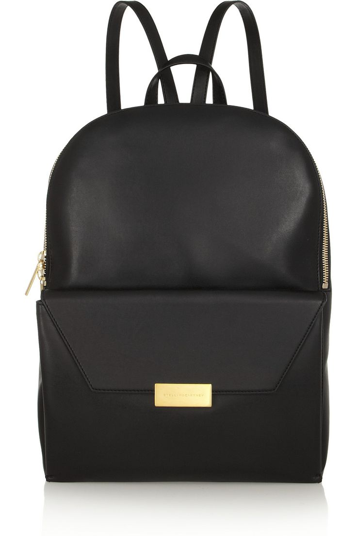 Stella McCartney | Beckett faux leather backpack | NET-A-PORTER.COM