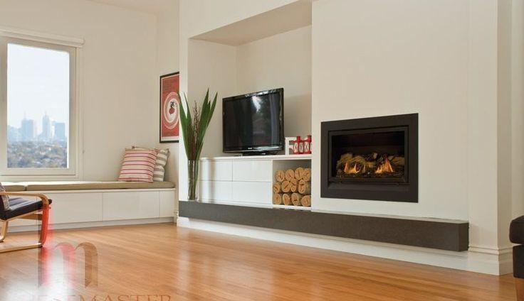 Enviro Gas Fireplace | Heatmaster