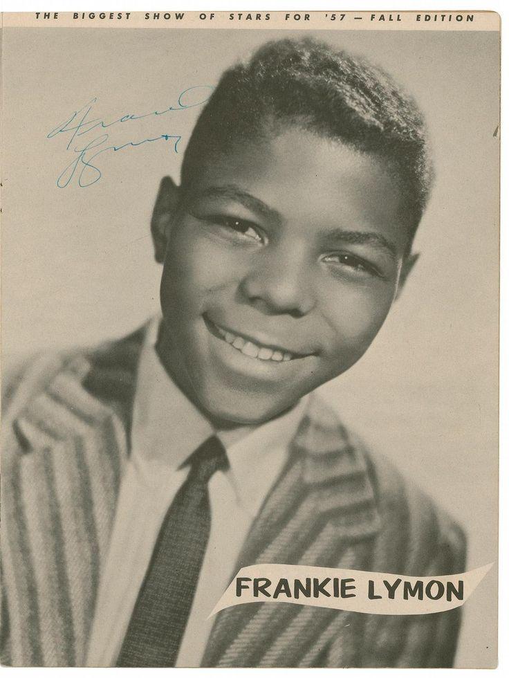 The Biggest Show of Stars for '57 - Frankie Lymon: Ears Rocks, American Rocks, Leaded Singers, Boys Soprano, Favourit Singers, Joseph Frankie, Blue Singers, Rocks And Rolls, Frankie Lymon