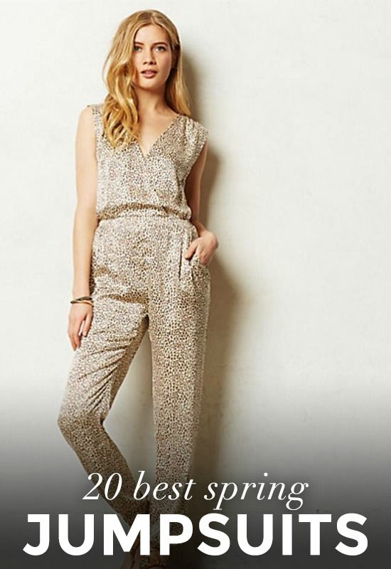 The 20 Best Jumpsuits For Spring