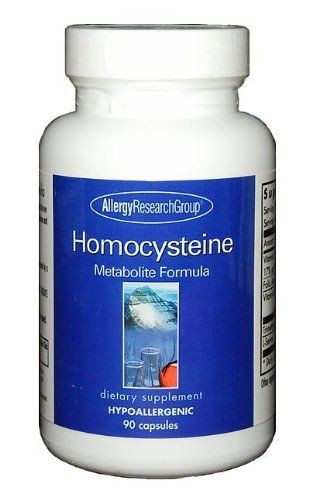 Homocysteine Metabolite Formula by Allergy Research Group. ✤ Raya Clinic- Chiropractic, Nutrition, Acupuncture, Spinal Decompression and more 860.621.2225