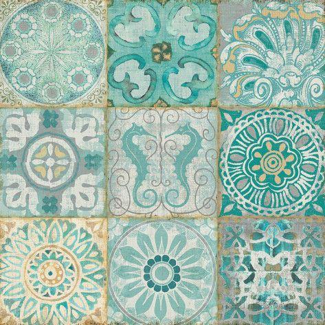 Ocean Tales I Prints by Pela Studio at AllPosters.com