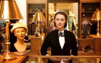 Scarica sfondi l'attrice irlandese, brooklyn, saoirse ronan, 2015, film, ellis lacey