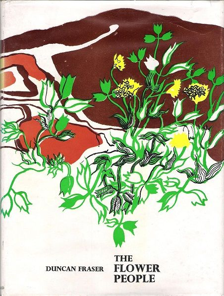 The Flower People., Fraser, Duncan.