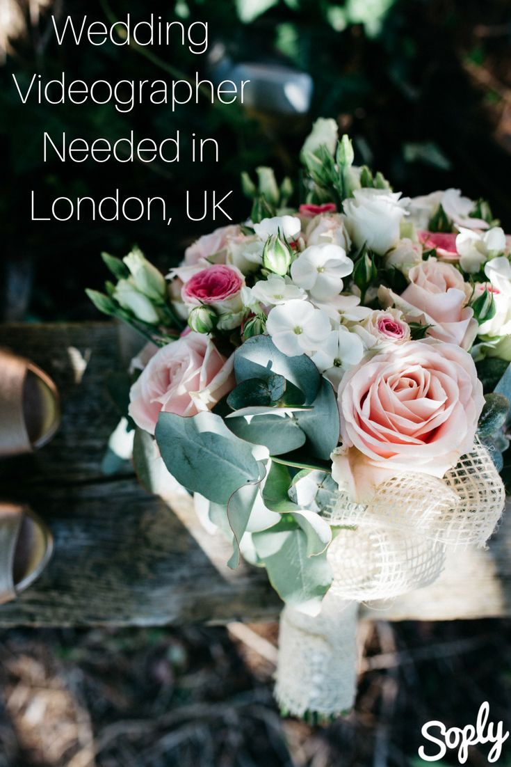 #Videographer needed for a #wedding #ceremony and #reception at #Kensington Palace Orangery #London #UK on April 22nd. See the #wedding job and speak to the #couple by clicking the pin!