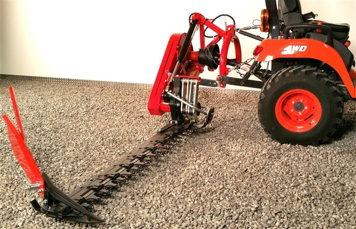 Best Sickle Bar Mower For Compact Tractors Compact Tractors Tractors Mower