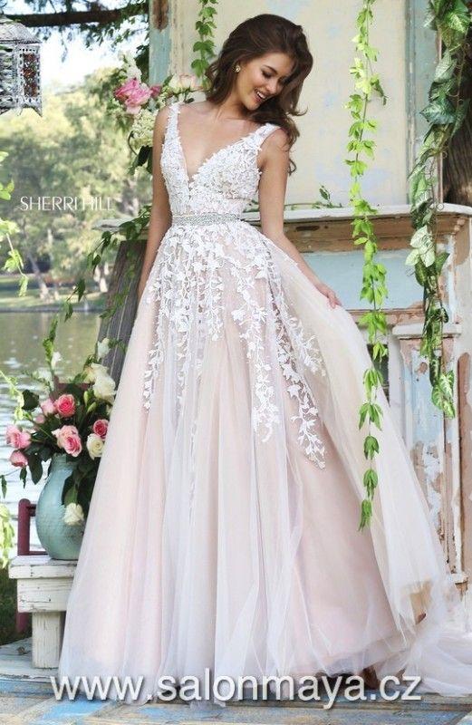 4b128559518a Společenské šaty - Půjčovna a prodej skladem půjčovna šatů v praze a mostě