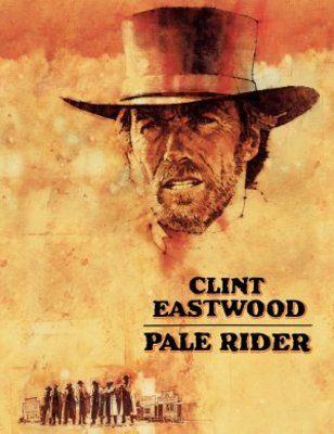 Pale Rider (1985) movie #poster, #tshirt, #mousepad, #movieposters2