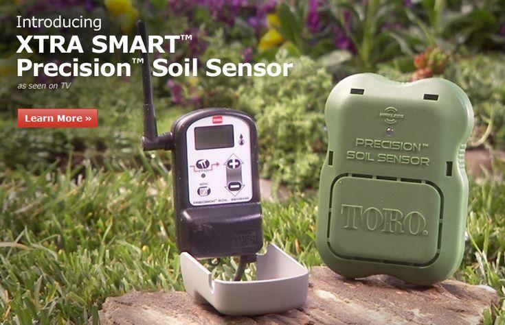 A Toro irrigation  system would be a time saver! #PinMyDreamBackyard