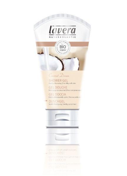Lavera Suihkugeeli, vanilja-kookos 9,70e