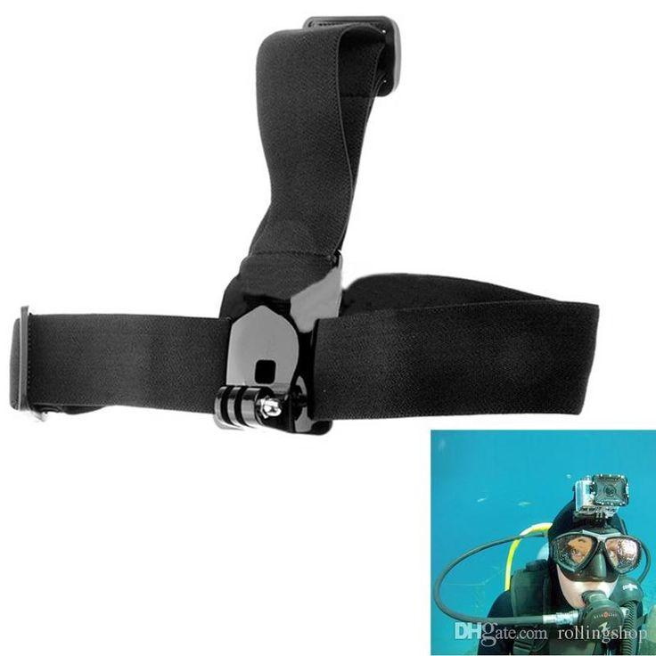 2016 Tmc Anti Skid Adjustable Elastic Head Strap Belt For Gopro Hero, Gopro Anti Skid Head Belt, Gopro Head Straps From Rollingshop, $2.24   Dhgate.Com