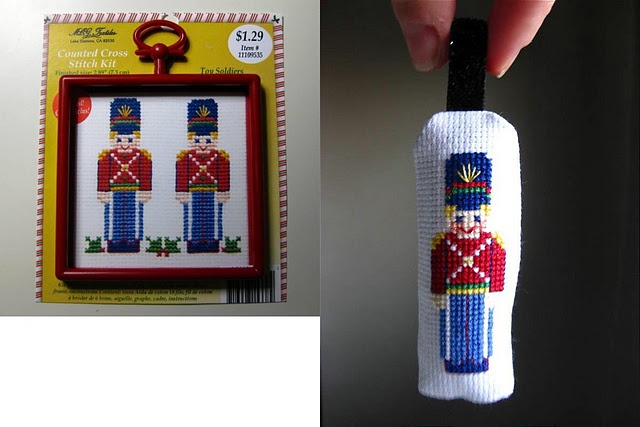 toy soldier tutorial: Soldier Tutorial, Cross Stitch Toy, Ornament Tutorials, Crosses, Turkishly Delightful, Cross Stitches