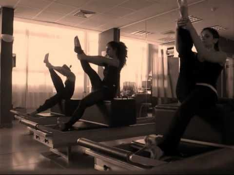 Advanced Pilates Reformer Routine. For when I get the reformer back in my life at the new house! :)