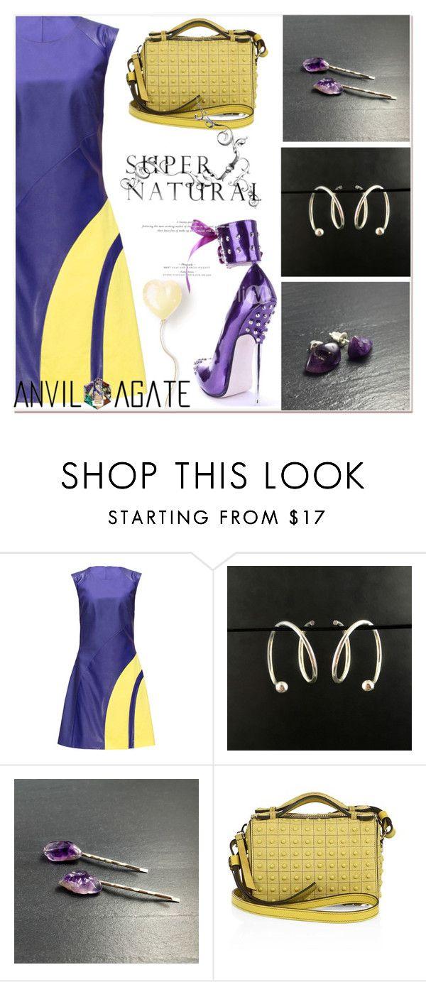 """Anvil & Agate#18"" by sena87 ❤ liked on Polyvore featuring Lattori, Tod's, Lara, beautiful, stylish, jewelry and holidays"