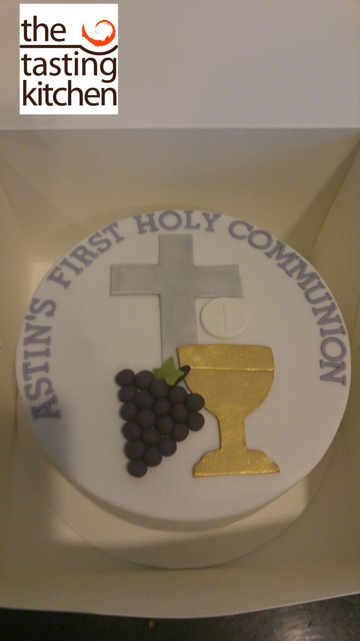 Holy Communion Cake, Cake