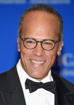 "Lester Holt rumored to be permanently replacement on ""NBC Nightly News""  http://www.examiner.com/article/brian-williams-lester-holt-rumored-to-be-permanent-replacement"