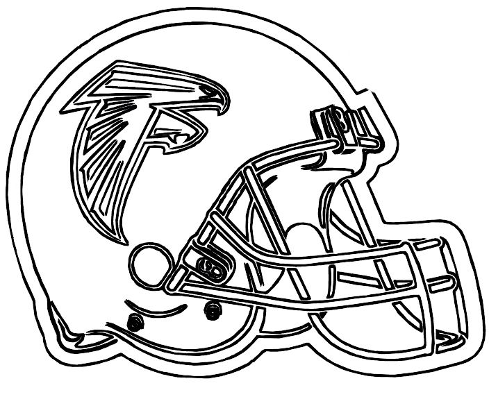 25 best NFL coloring pages images on Pinterest | Football coloring ...