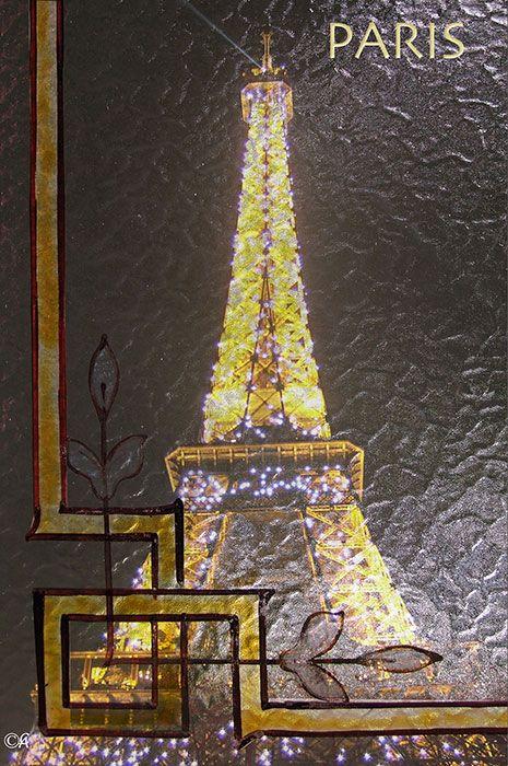 Paris By Alainchant93