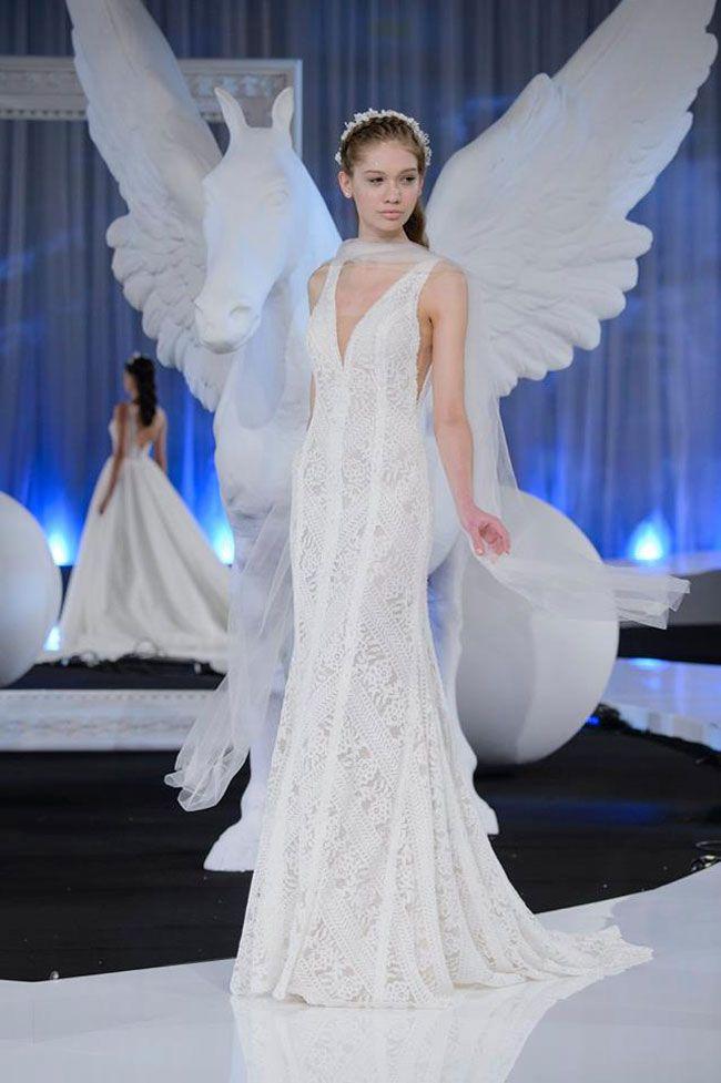 Un fascino senza tempo caratterizza gli abiti da sposadella collezione bridalNicole Spose2018 tra le cui fila si alternano diversi modelli nuziali dall'estetica femminile e raffinata conservand…