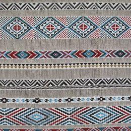 Tissu jacquard Navajo