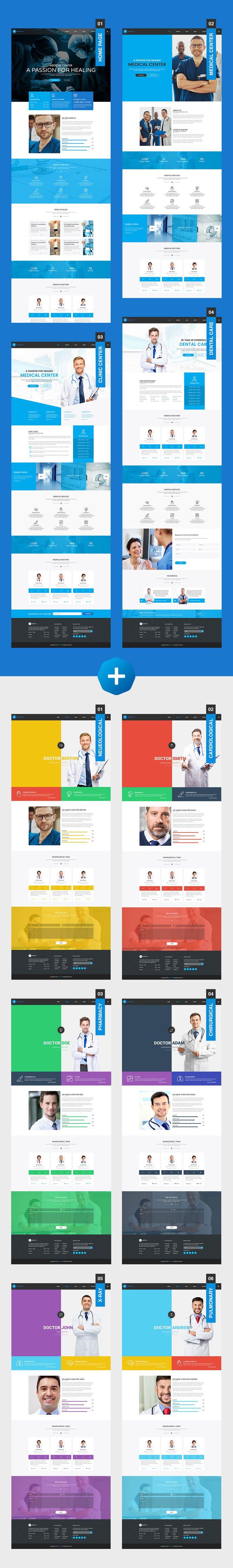 MedPlus – Medical & Health WordPress Theme by modeltheme   ThemeForest