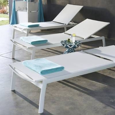 We engineered Newport Chaise to stand the test of time - and comfort. First, we considered proportion, making this chaise a roomy 33W x 81L. Then, we    used only the best-quality components that would withstand weather and use. The sleek, powdercoated frame is made of 100% aluminum, which is both strong    and substantial while being lightweight and corrosion resistant. The seamless, premium-quality mesh sling is supportive yet giving, and allows air to    circulate to keep you cool.Part...