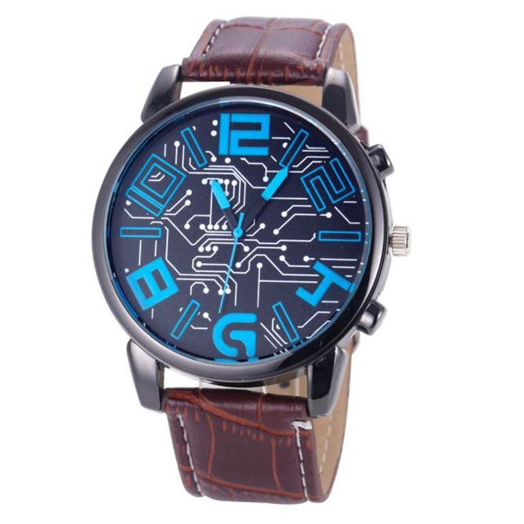 >> Click to Buy << Mens Watches WatchesWrist Beautiful Women Sport Watch High Quality Sports Wrist Watch Watches Leather Strap Noble Casual   4/ #Affiliate