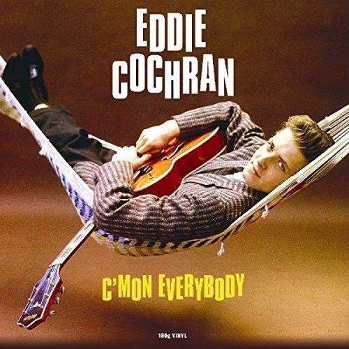 Eddie Cochran C Mon Everybody New Vinyl Lp Uk Import 5060397601278 Ebay Vinyl Lp Vinyl Cool Things To Buy