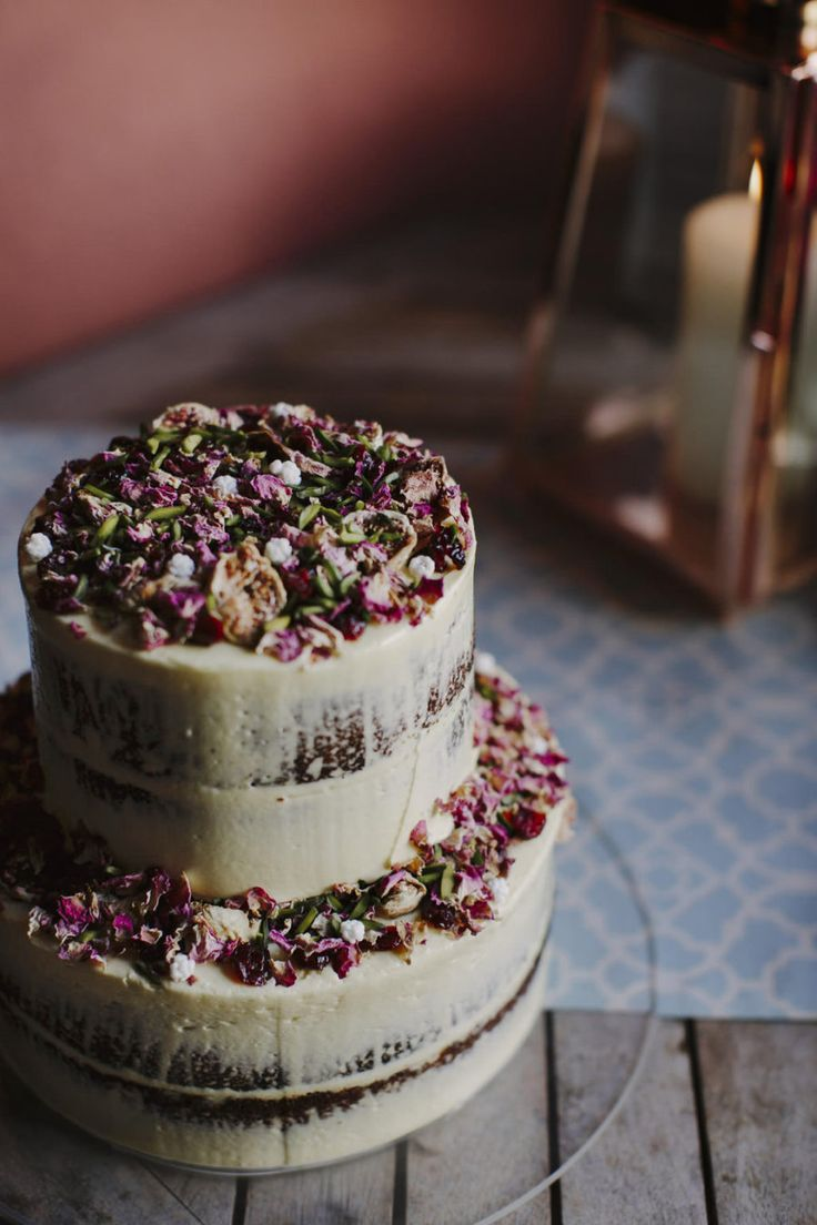 Traditional japanese wedding foods - We Ve Been Loving Persian Love Cakes And This One Is No Exception