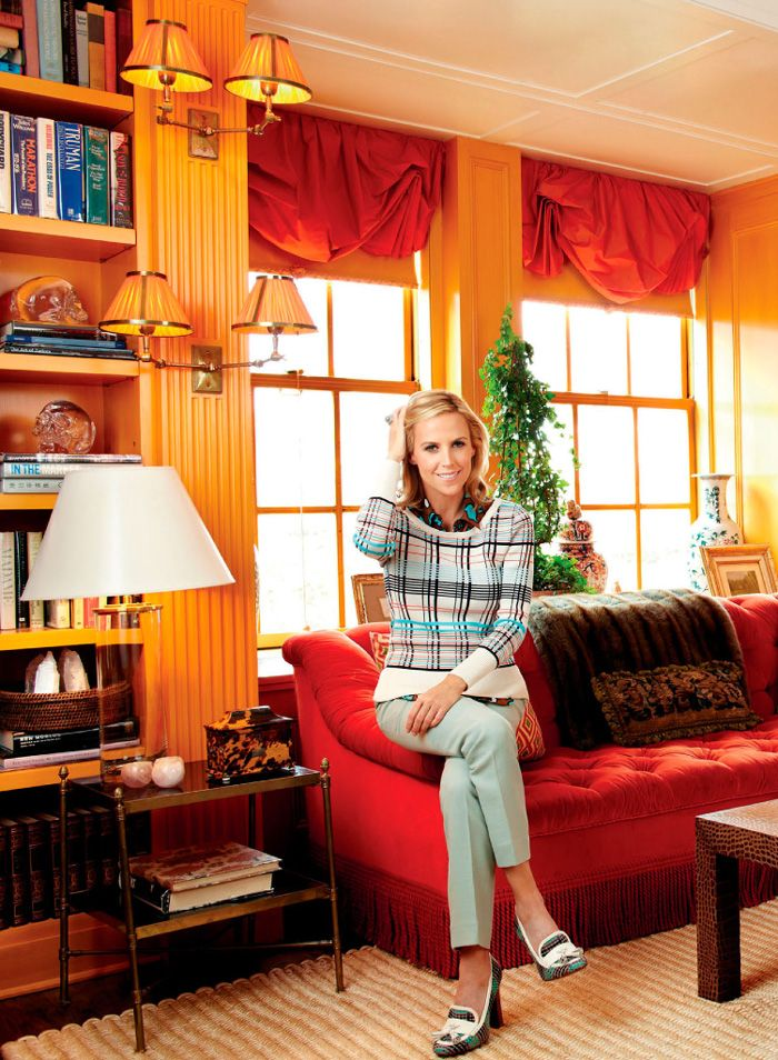 74 Best Tory Burch 39 S Home Images On Pinterest Tory Burch New York Apartments And Gracie Wallpaper