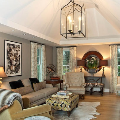 Leslie Hayes Interiors   Traditional   Family Room   Philadelphia   By  Leslie Hayes Interiors