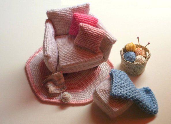 Mein Wollstübchen Mia Puppenhaus Pinterest