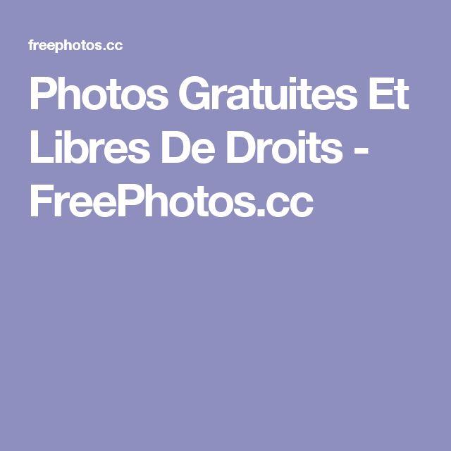 Photos Gratuites Et Libres De Droits - FreePhotos.cc