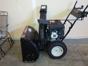 Snow blower for sale