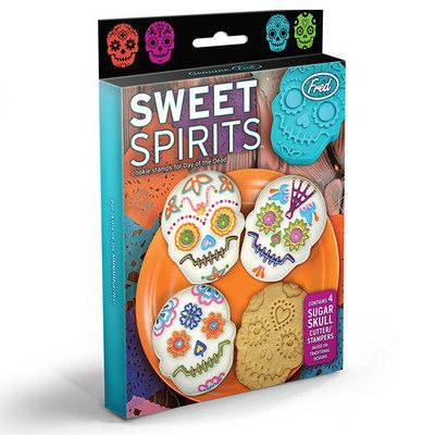 Check this out!! The Kitchen Gift Company have some great deals on Kitchen Gadgets & Gifts Sweet Spirits Day of the Dead Cookie Cutters #kitchengiftco