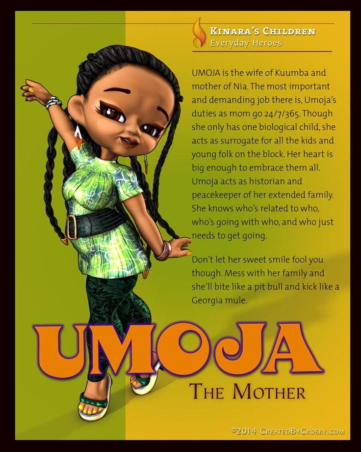 Umoja: Kwanzaa day 1  facebook.com/CreatedbyCrosby