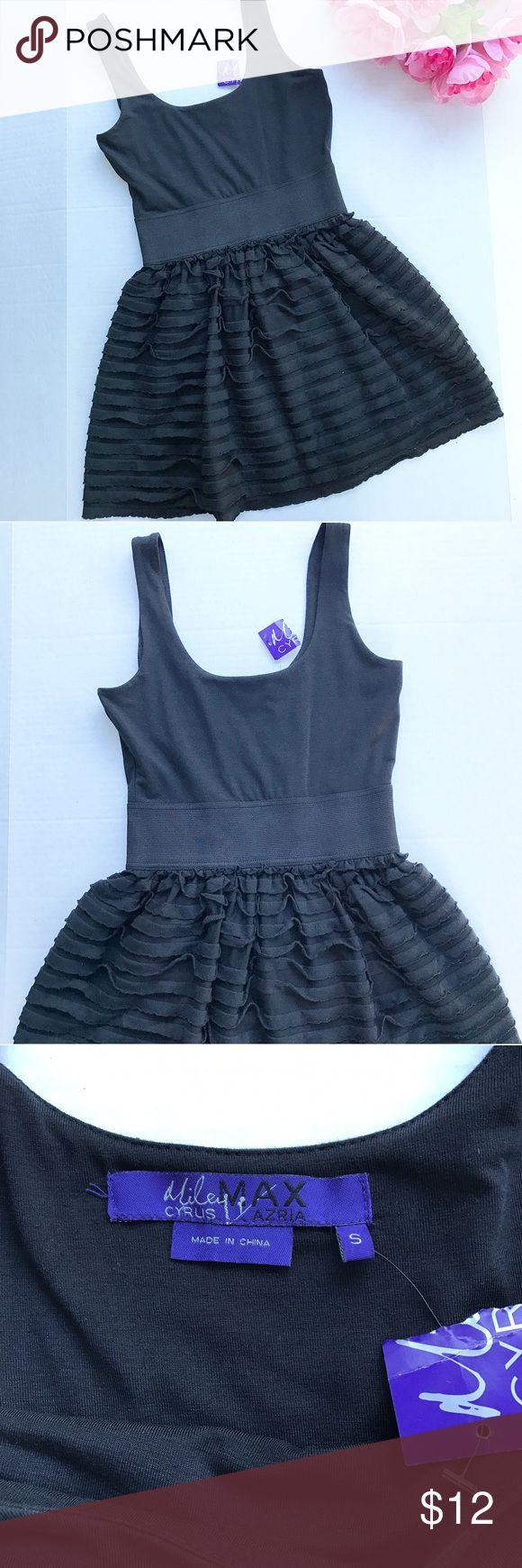 NWT Max Azria x Miley Cyrus little black dress. NWT Miley Cyrus for Max Azria little black dress. Size Small. Miley Cyrus & Max Azria Dresses