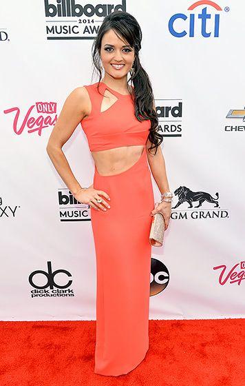 Danica McKellar Billboard Music Awards 2014