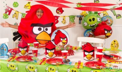 Angry Birds Party Ideas Guide-Party City