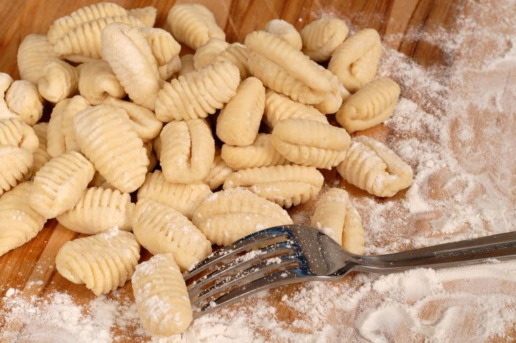 Gnocchi fatti in casa ricetta Bimby