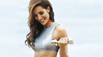 3-Minute Abs Workout Kayla Itsines Swears By