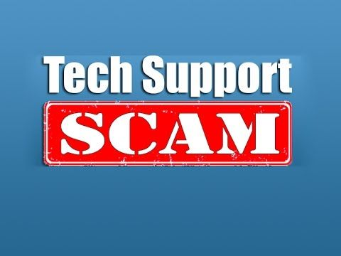 Technical Support Scams On The Rise