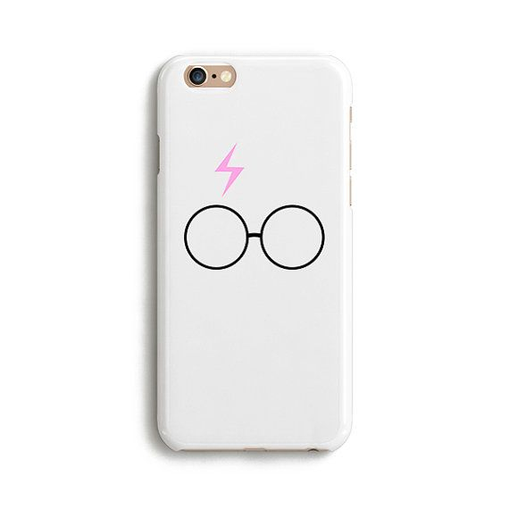 Harry Potter scar and glasses iPhone case Cute by PooSparkles
