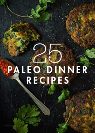I may not be paleo, but some of these recipes are without dairy and that's perfect for me.