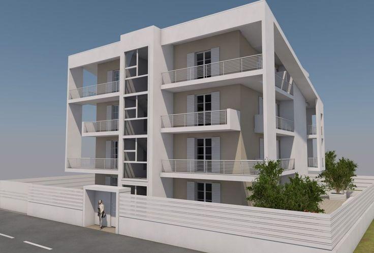 Oltre 25 fantastiche idee su architettura residenziale su - Architettura casa moderna ...
